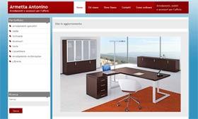 Arredamenti, mobili   e accessori per l'ufficio
